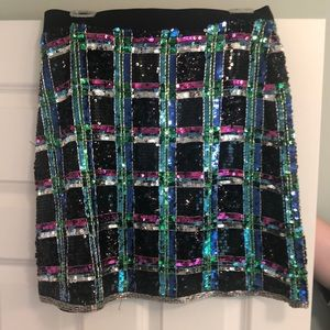 Like New Kate Spade Sequin Skirt